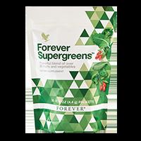 Groenten met Forever Supergreens