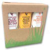 Tri Pack Aloe Combo