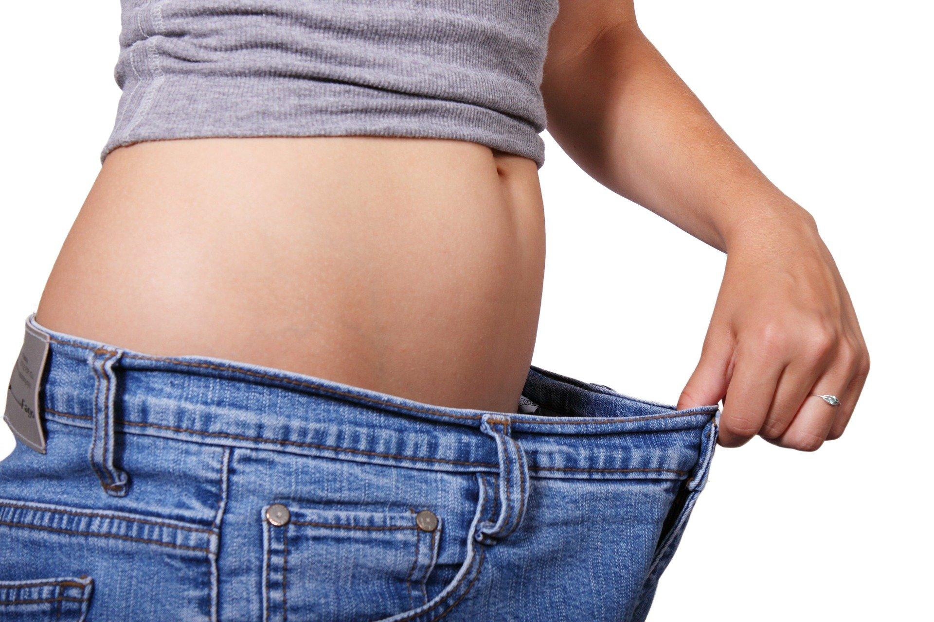 afvallen gezond gewicht