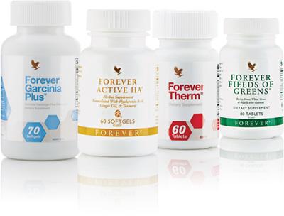 Voedingssupplementen Forever